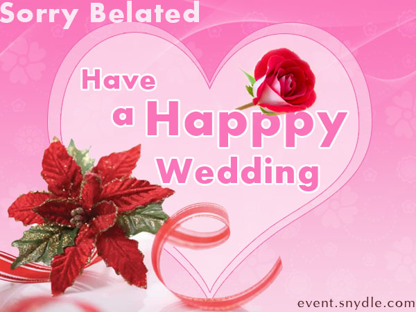Belated Wedding Wishes Cards1r