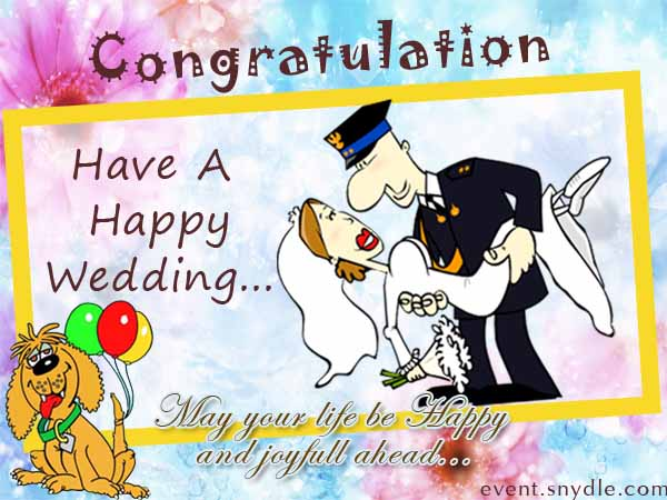 Wedding wishes cards festival around the world funny wedding wishes1r m4hsunfo