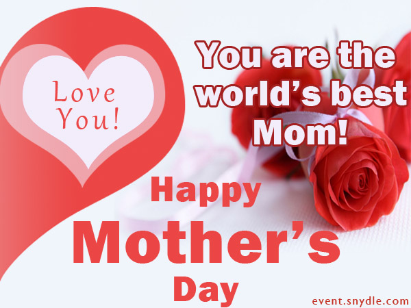 Top 20 mothers day cards and messages festival around the world mothers day cards m4hsunfo