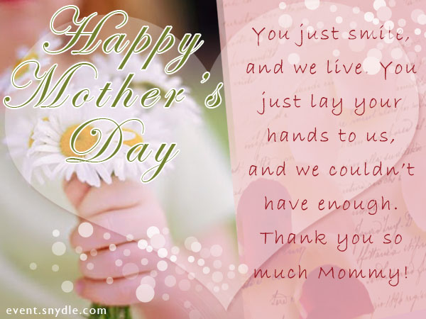 Top 20 mothers day cards and messages festival around the world mothers day cards1r m4hsunfo
