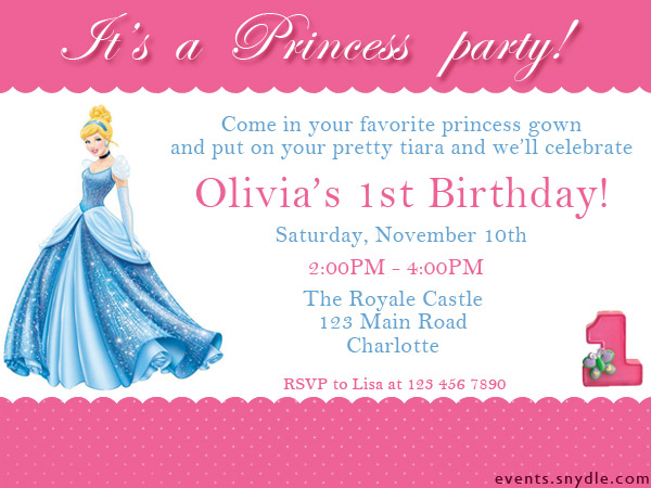 20 Top Birthday Invitations To Invite Your Guests Festival – Invitation Card for Birthday