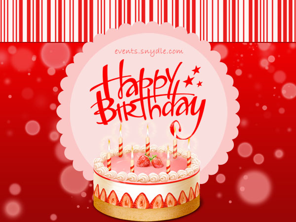 Birthday Cards Festival Around the World – Free Birthday Greetings Download