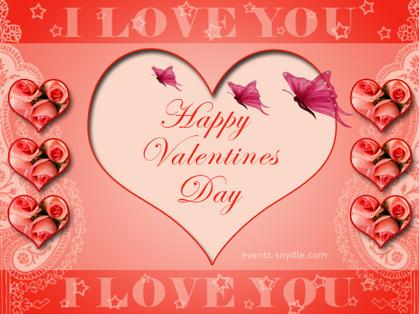 Valentines day greetings cards and wishes Festival Around the – Beautiful Valentines Day Cards