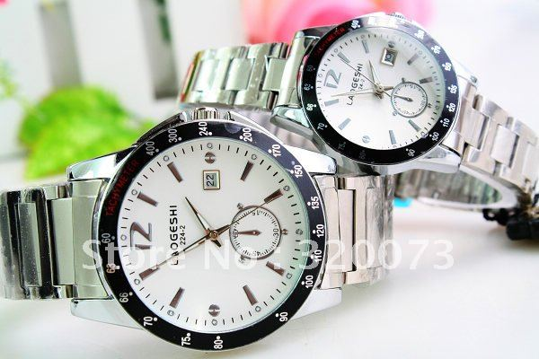 watch-for-lovers-date-white-dial-steel-band-4