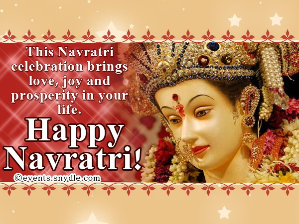 Navratri greetings wishes and messages festival around the world formal navratri greetings m4hsunfo