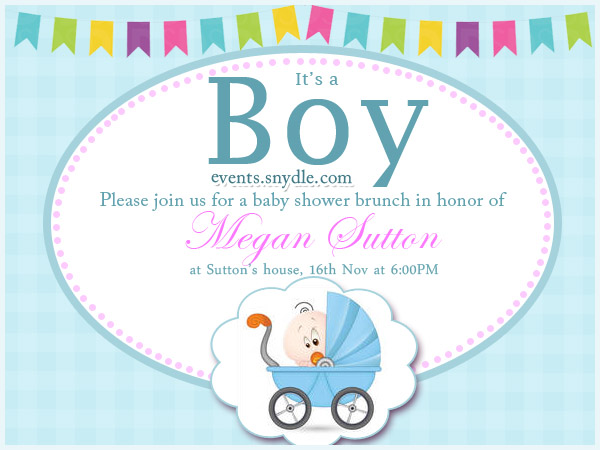 Baby shower invitations festival around the world baby boy shower invitations filmwisefo