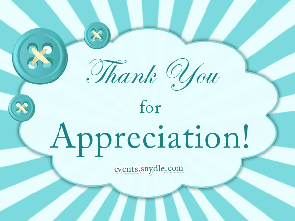 Thank you cards, Thank you photo cards - Festival Around ...