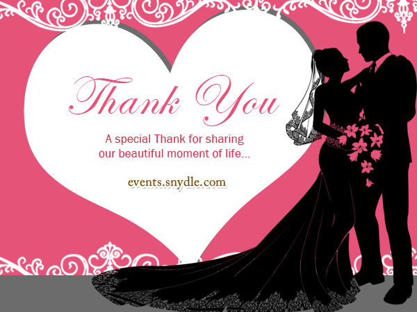 Thank you cards thank you photo cards festival around the world wedding thank you cards m4hsunfo