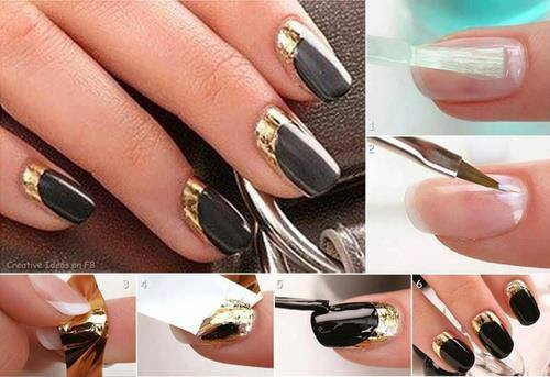 Simple-Easy-Step-by-Step-Nail-Arts-Tutorial-with-Pictures