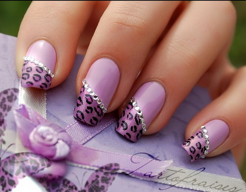 purple-nails-art-designs