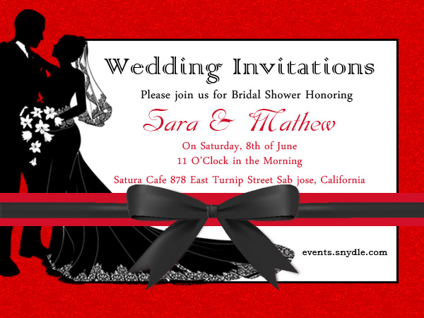 Free online wedding invitation cards festival around the world wedding invitation cards sample stopboris Gallery