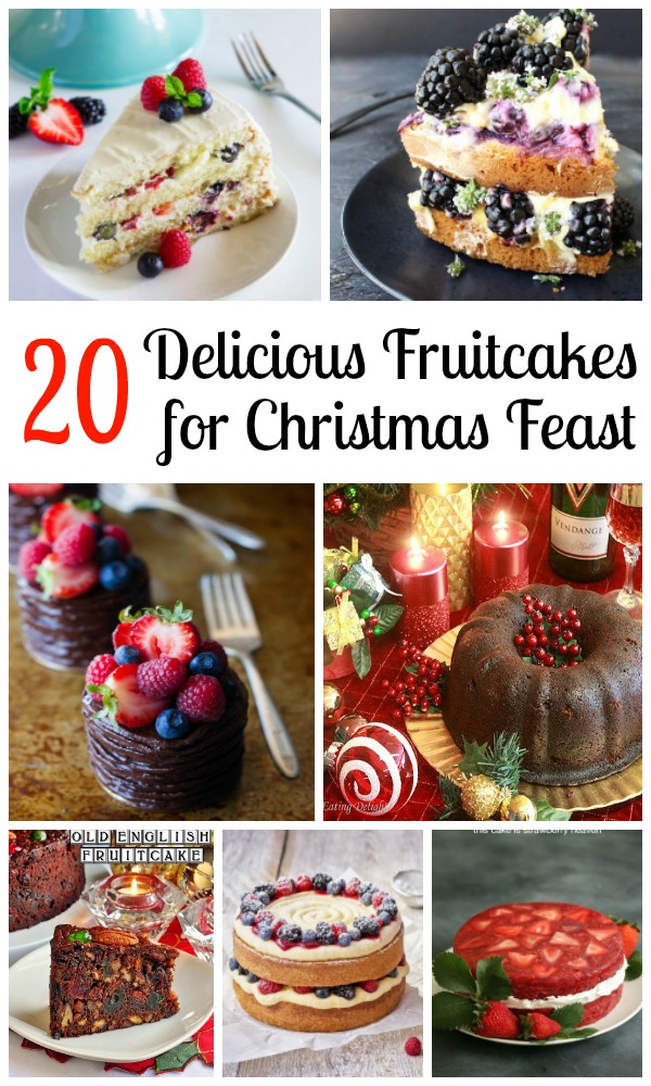 christmas-fruitcake-recipes