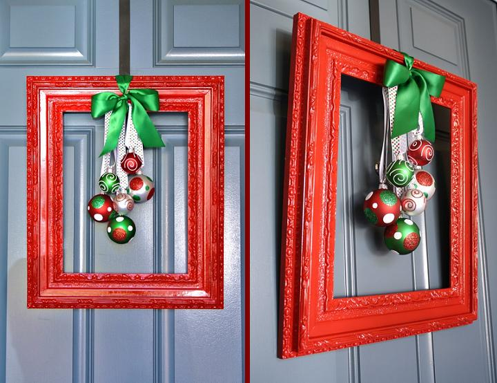 framed-christmas-wreath