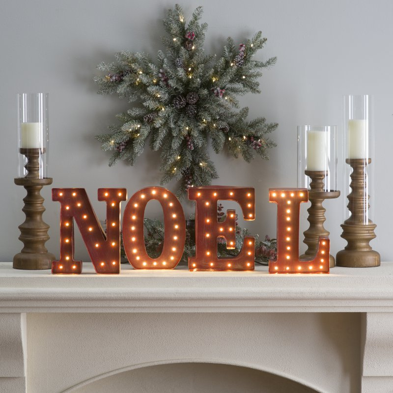 red-metal-letter-noel-sign-with-battery-operated-led-lights