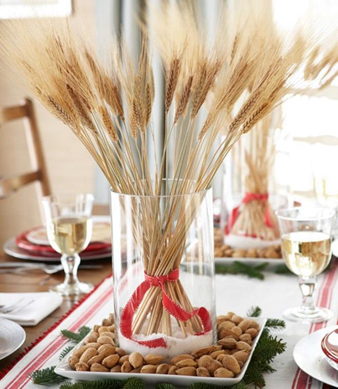 wheat-centerpiece