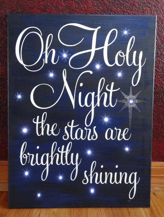 hand-painted-christmas-canvas-art-with-lights