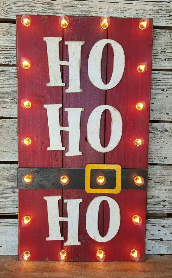ho-ho-ho-santas-belt-wood-plank