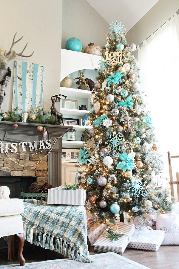 Christmas Tree Decorating Ideas For 2016 21