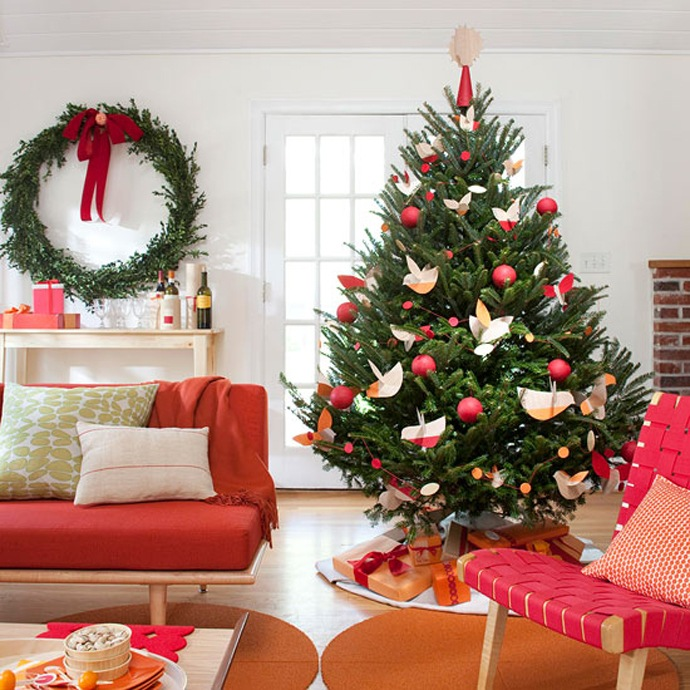 christmas tree decorating ideas for 2016 4