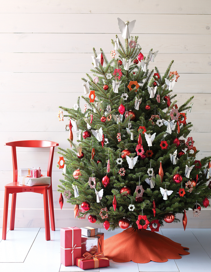 christmas tree decorating ideas for 2016 5