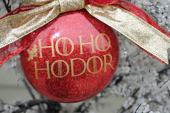 hodor-christmas-ornament