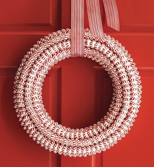 peppermint-candle-wreath