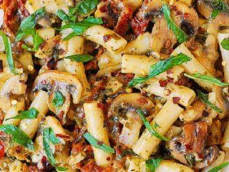 pesto-chicken-pasta
