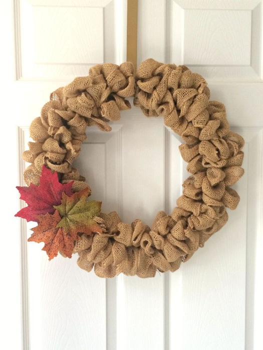 rustic-fall-burlap-bubble-wreath