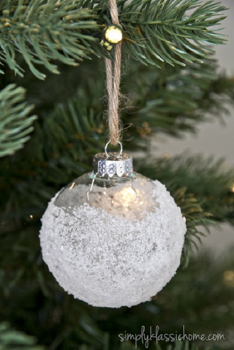 snowball-ornament