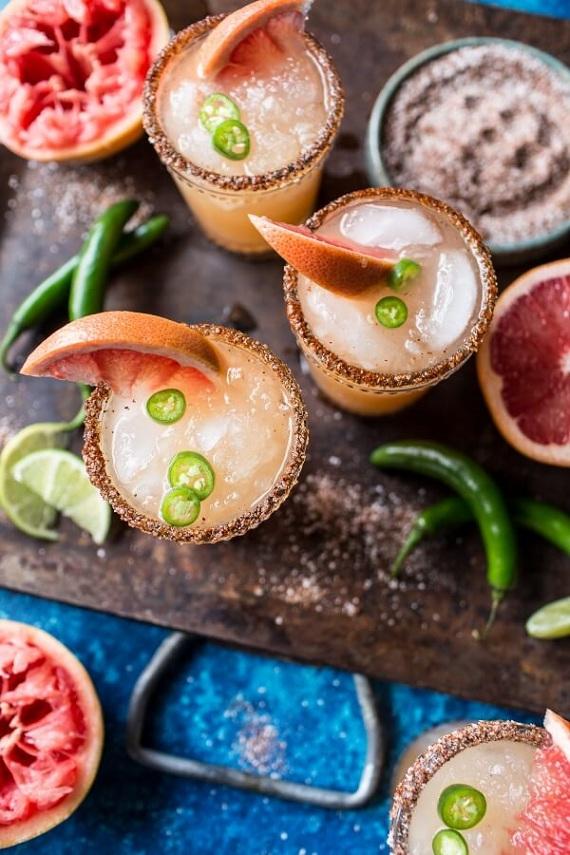 spicy-grapefruit-margarita