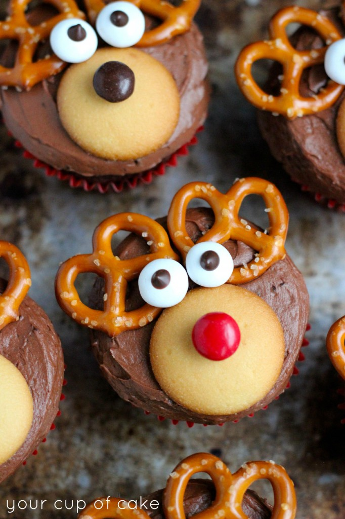 Adorable Christmas Cupcake Recipes And Ideas Festival