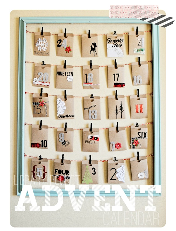 Xmas Calendar Ideas : Cool christmas advent calendar ideas festival around the