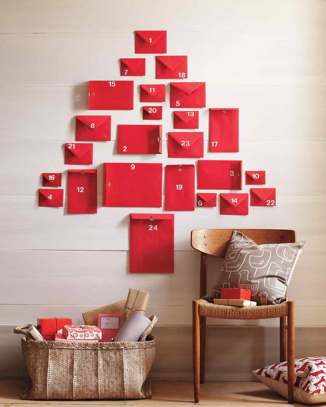 Advent Calendar Diy Ideas : Cool christmas advent calendar ideas festival around the