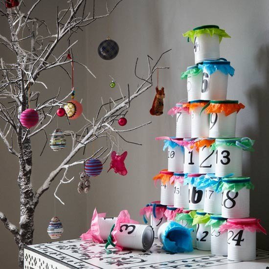 Advent Calendar Ideas Christmas : Cool christmas advent calendar ideas festival around the