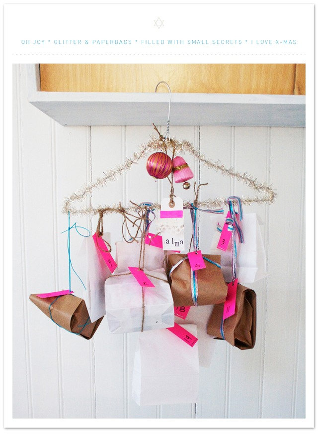 Diy Calendar Hanger : Cool christmas advent calendar ideas festival around the