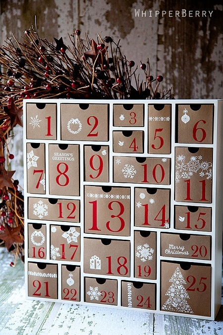 Countdown to Christmas with this cute Printable Advent Calendar for Kids. Your children will feel the joy of giving, sharing, and caring this Christmas.