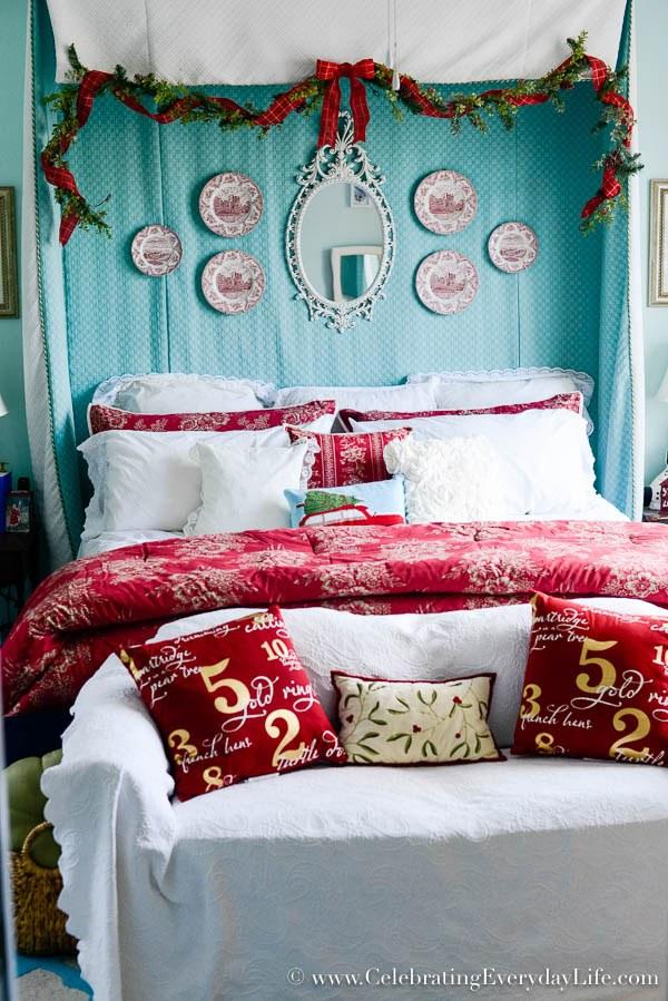 christmas-bedroom-decorating-ideas-24