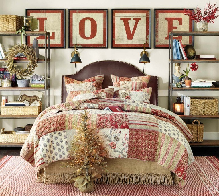 christmas-bedroom-decorating-ideas-9