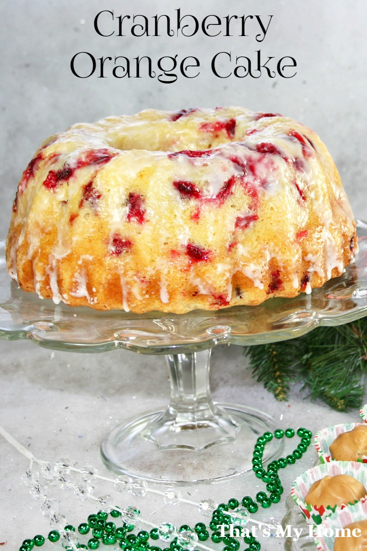 Mouthwatering Christmas Cake Recipes From Pinterest - Festival Around ...