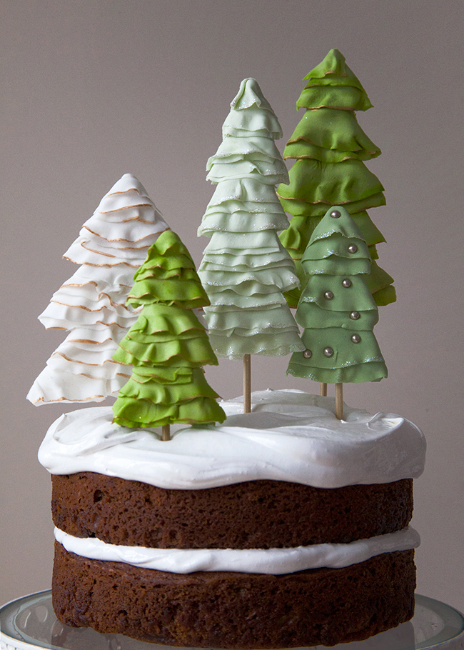 Mouthwatering Christmas Cake Recipes From Pinterest ...