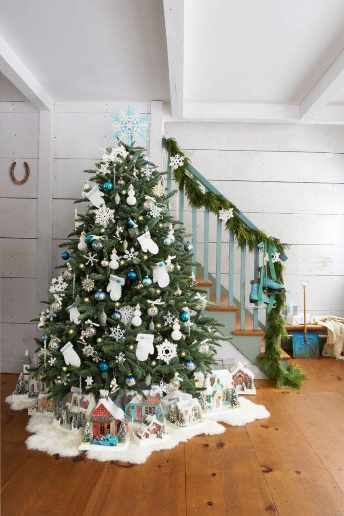 Как лучше нарядить елку фото