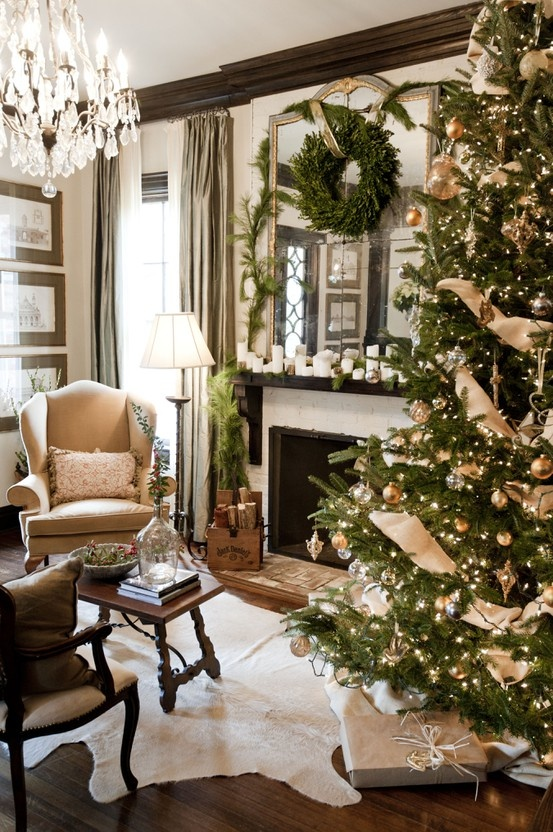 christmas-living-room-decoration-ideas-21