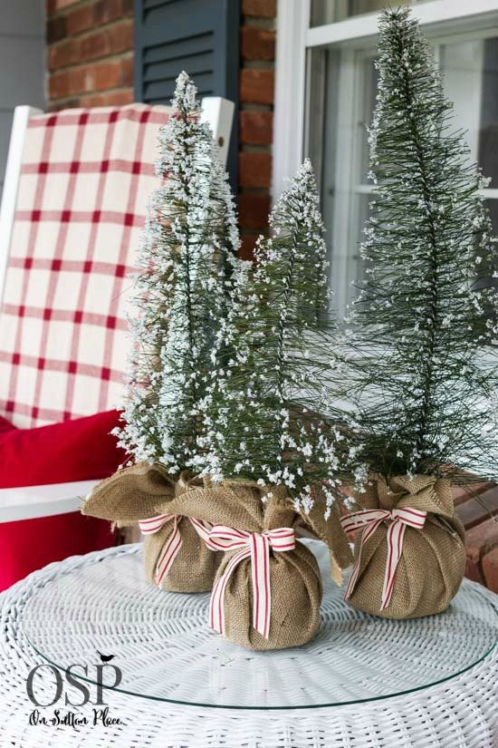 Awe Inspiring Christmas Decorating Ideas For Porch Festival Around The Door Handles Collection Dhjemzonderlifede