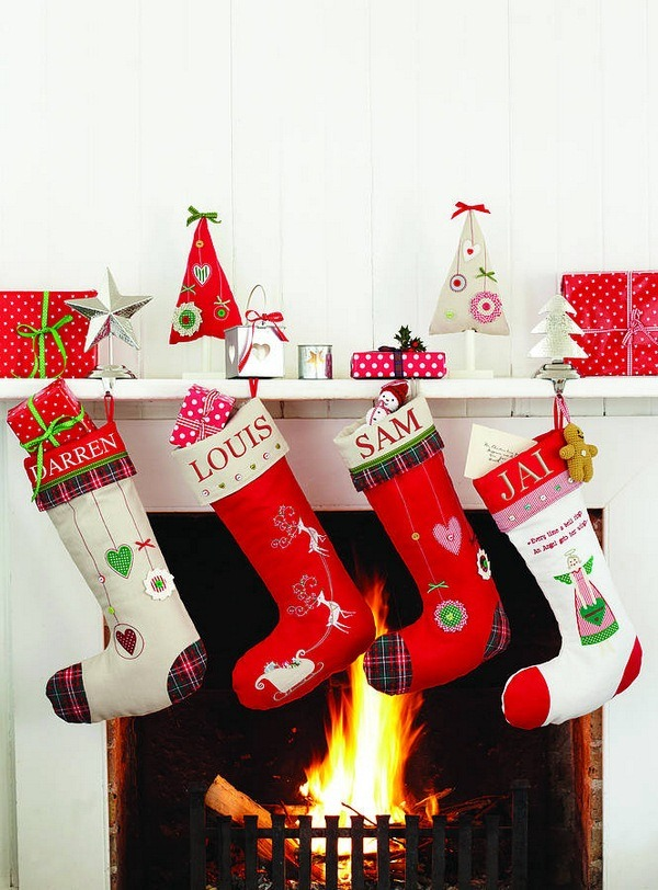 Christmas Stocking Christmas Gifts Ideas Christmas Decorating