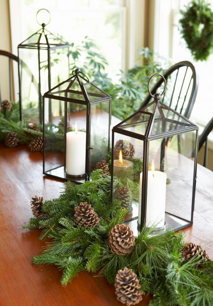 beautiful christmas table decoration ideas
