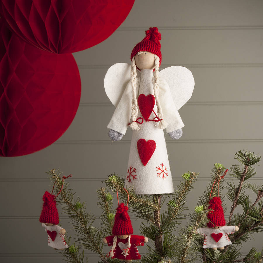 Santa Hat Christmas Tree Topper: Most Beautiful Christmas Topper Ideas
