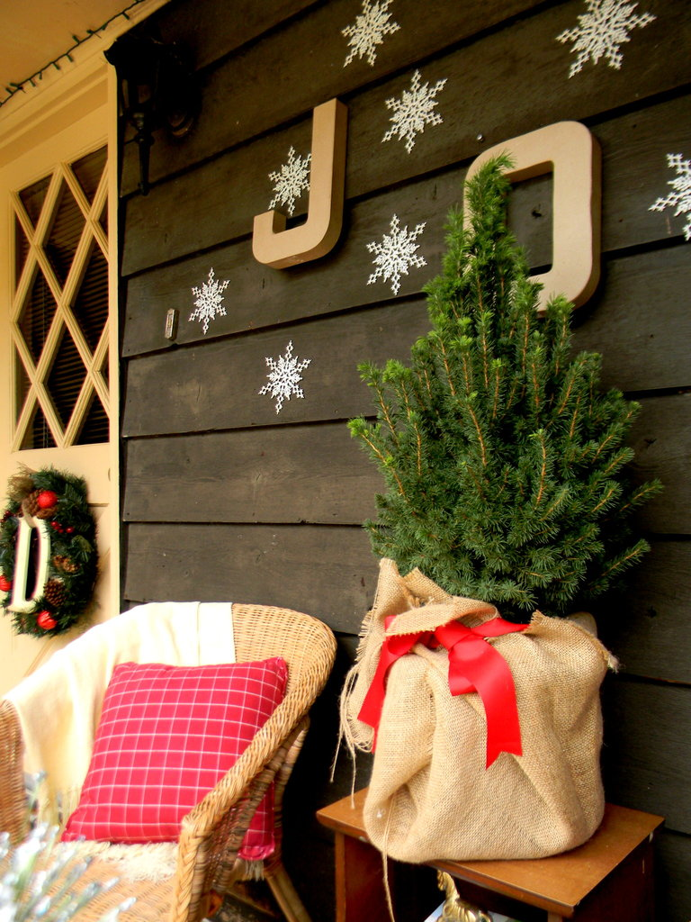 beautiful country christmas decorating ideas festival around the