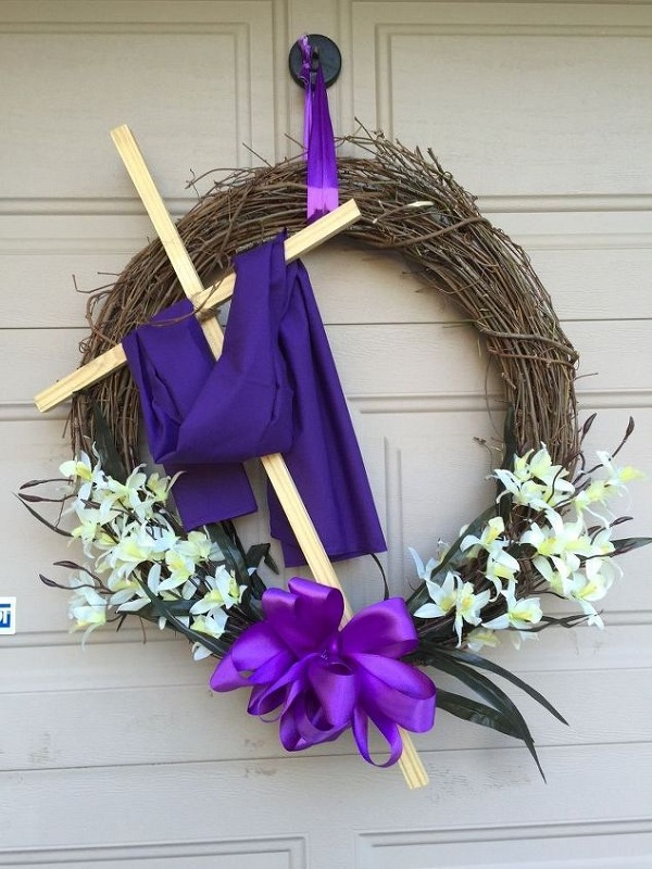 Creative Wreath Ideas For Easter Festival Around The World