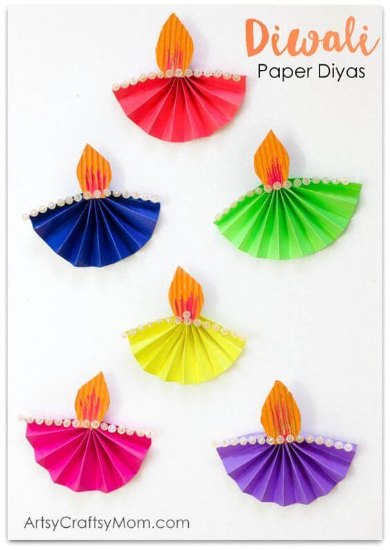 Creative Diwali Craft Ideas For Kids