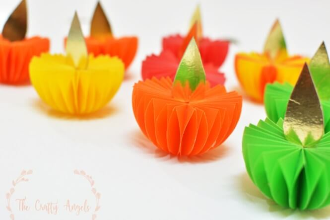 Creative Diwali Craft Ideas For Kids Festival Around The World
